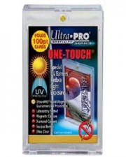 ULTRA PRO Specialty Holders – 100PT – UV One Touch w/Magnetic Closure