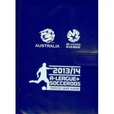 2013/14 A-League + Socceroos Album / Folder