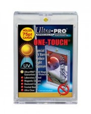 ULTRA PRO Specialty Holders – 75PT – UV One Touch w/Magnetic Closure