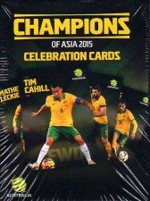 2015 Champions of Asia Trading Cards
