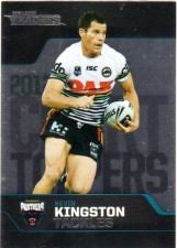 2013 NRL Traders Chart Toppers #CT4 Kevin Kingston Panthers