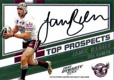 2012 NRL Dynasty Top Prospects Signature TPS6 Jamie Buhrer #2/300