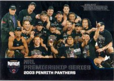 2013 NRL Traders Premierships #P6 2003 Penrith Panthers