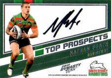 2012 NRL Dynasty Top Prospects Signature TPS13 Nathan Peats #146/300