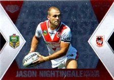 2013 NRL Elite Fast & Furious #FF12 Weyman / Nightingale Dragons