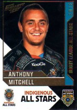 2012 NRL Dynasty All Stars #AS18 Anthony Mitchell Roosters
