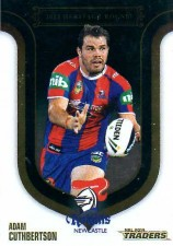 2014 NRL Traders Season to Remember #SR2013/33 Adam Cuthbertson Knights