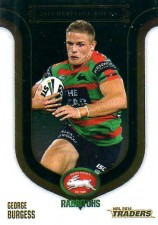 2014 NRL Traders Season to Remember #SR2013/37 George Burgess Rabbitohs