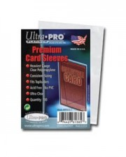 Ultra Pro Platinum Card Sleeves