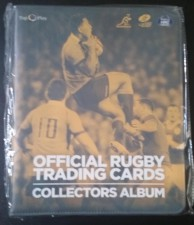 2016 Rugby Trading Cards Album / Folder