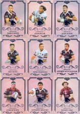 Special Silver Team Sets