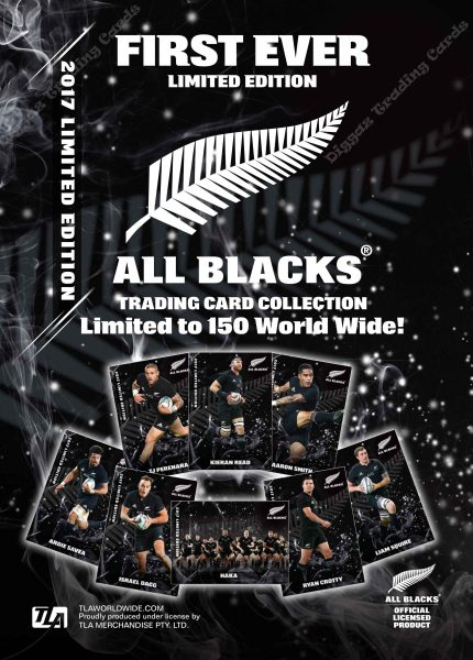 2017 Limited Edition All Blacks Set