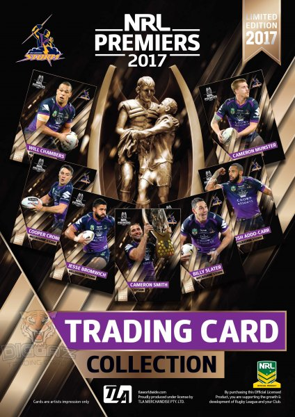 Melbourne Storm premiership Box Set