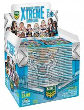 2018 ESP NRL Xtreme Sealed Trading Cards Box (24 Packets) - PRESALE PURCHASE