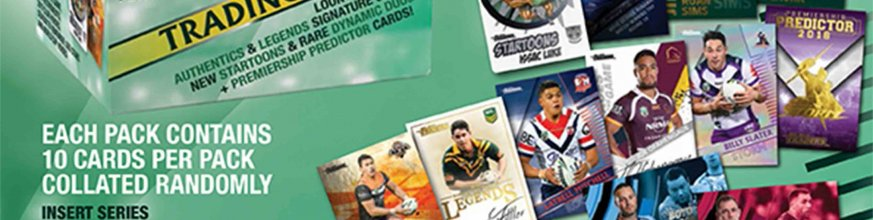 2018 NRL Traders Sales Flyer