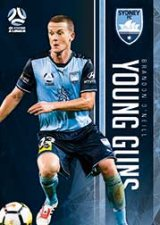 2017/18 FFA Football Young Guns YG20 Brandon O'Neill Sydney FC