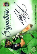 Big Bash Signatures