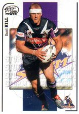 2005 NRL Power Base Card 66 Scott Hill Storm