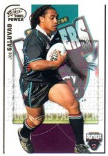 2005 NRL Power Base Card 115 Joe Galuvao Panthers