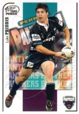 2005 NRL Power Base Card 117 Luke Priddis Panthers