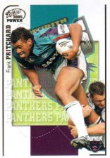 2005 NRL Power Base Card 118 Frank Pritchard Panthers