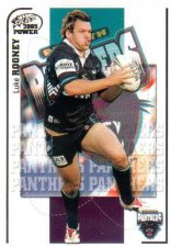 2005 NRL Power Base Card 120 Luke Rooney Panthers