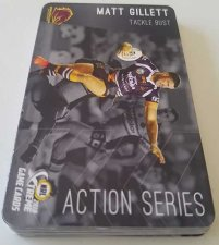 2018 NRL Xtreme Complete 16-Card Action Series Insert Set