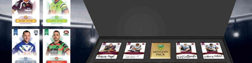 2018 NRL Season in Review Box Sets Flyer