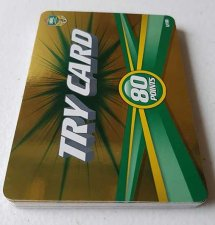 2014 NRL Power Play Complete 14-Card Power Card Insert Set